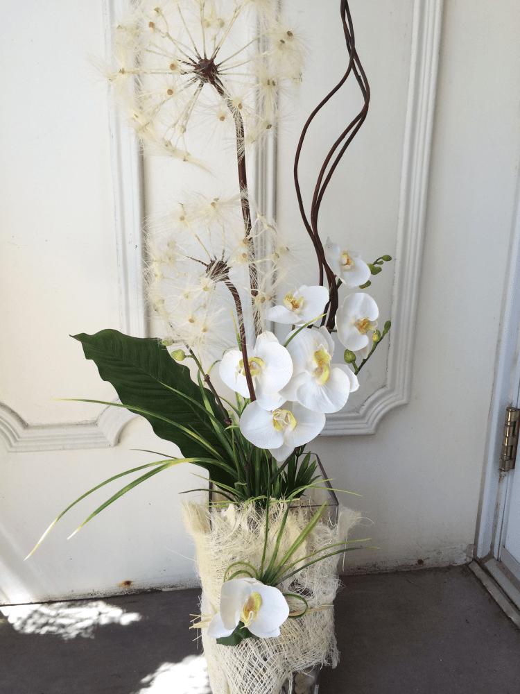 Bouquet artificiel 4