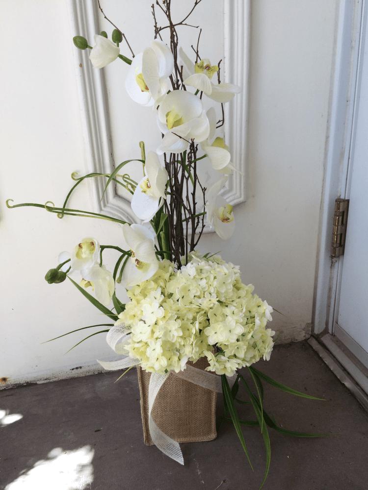 Bouquet artificiel 5