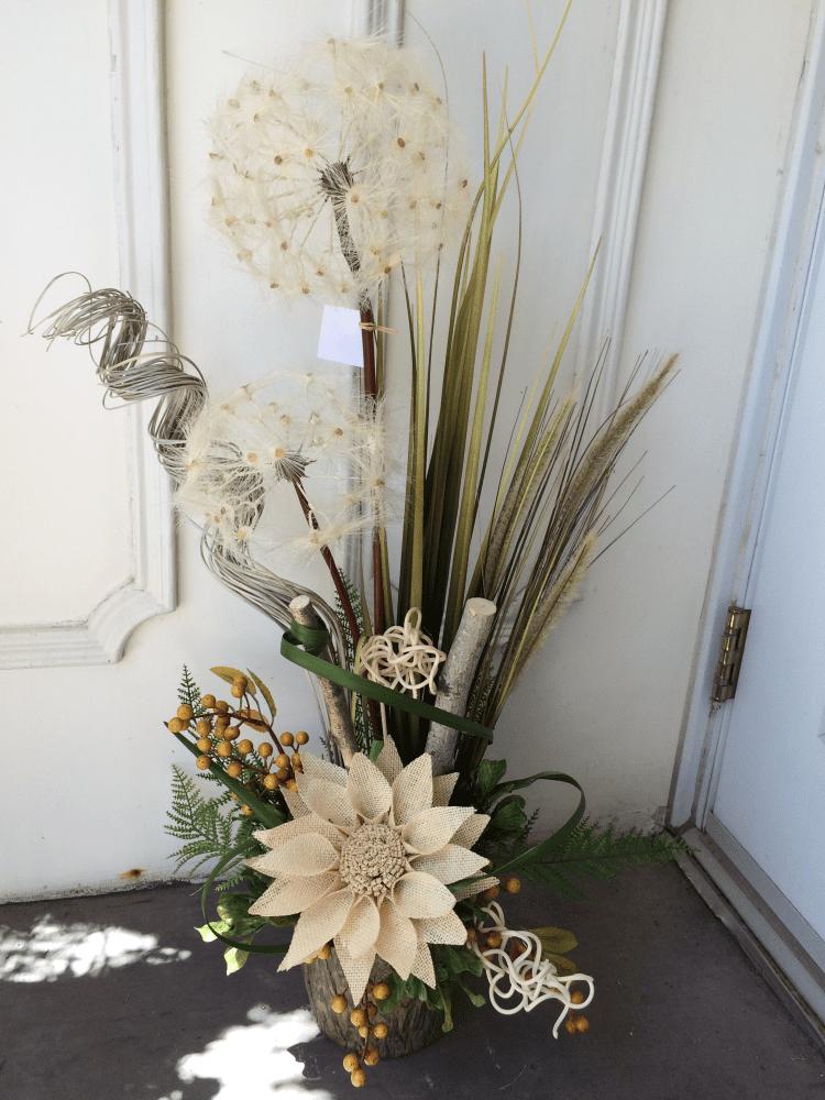 Bouquet artificiel 6