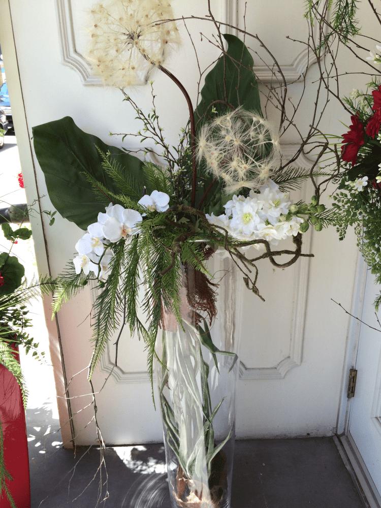Bouquet artificiel 8