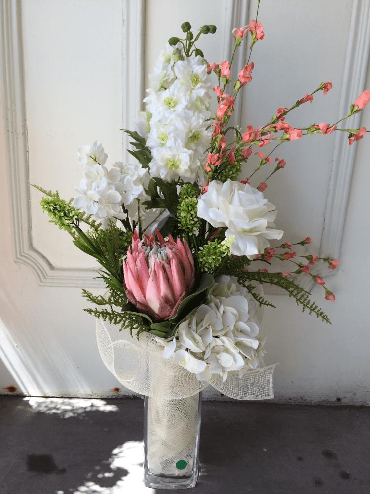 Bouquet artificiel 1
