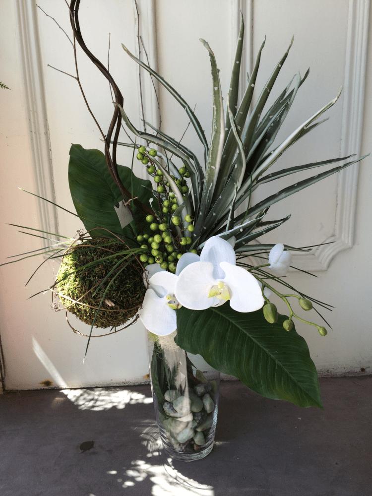 Bouquet artificiel 2